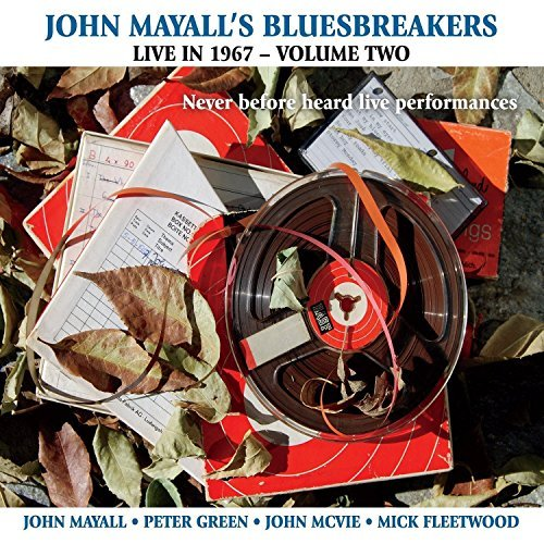 John Mayall's Bluesbreakers Live In 1967 2