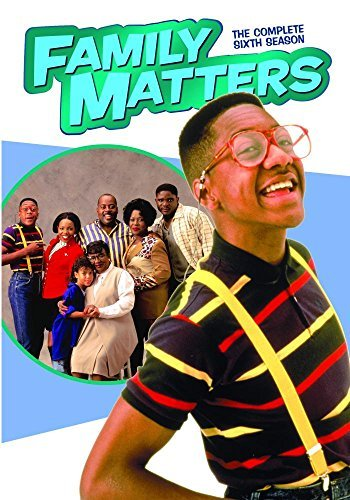 Family Matters Season 6 DVD Mod This Item Is Made On Demand Could Take 2 3 Weeks For Delivery