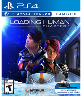 Ps4vr Loading Human **requires Playstation Vr**