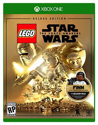 Xbox One Lego Star Wars Force Awakens Deluxe Edition