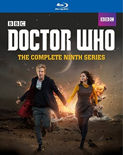 Doctor Who The Complete Series 9 Blu Ray