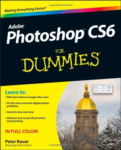 Peter Bauer Photoshop Cs6 For Dummies