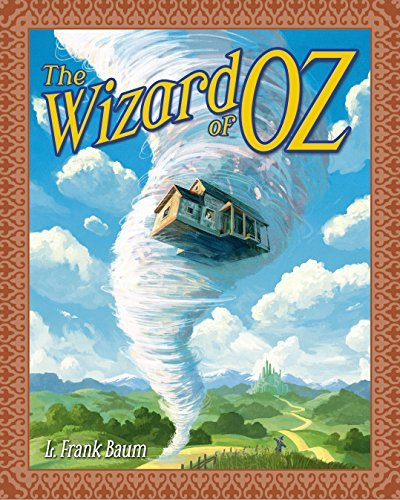L. Frank Baum The Wizard Of Oz Slip Case Edition