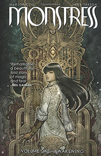 Marjorie Liu Monstress Volume 1 Awakening