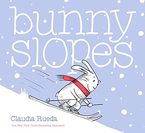 Claudia Rueda Bunny Slopes