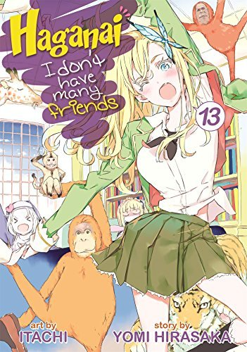 Yomi Hirasaka Haganai I Don't Have Many Friends Volume 13