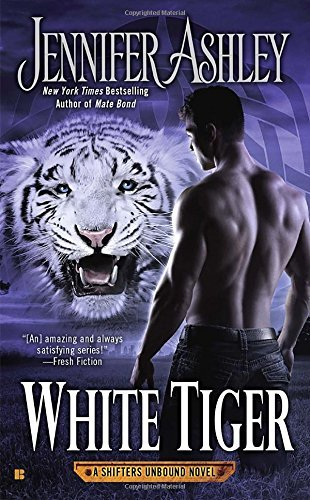 Jennifer Ashley White Tiger