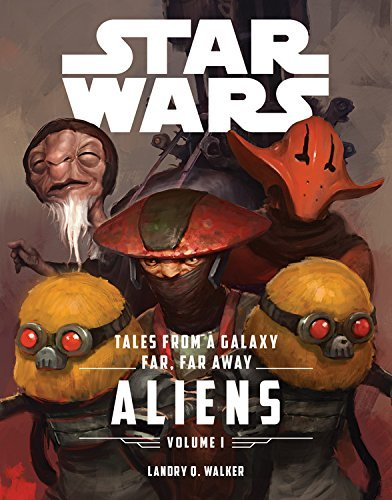Lucas Book Group Star Wars The Force Awakens Tales From A Galaxy Far Far Away Volume 1