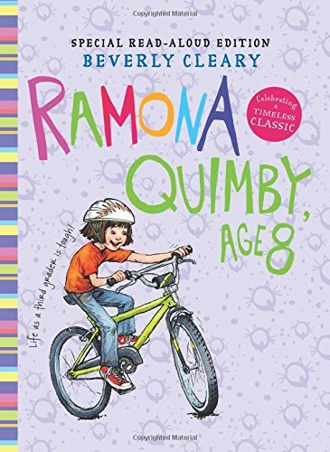 Beverly Cleary Ramona Quimby Age 8 Read Aloud