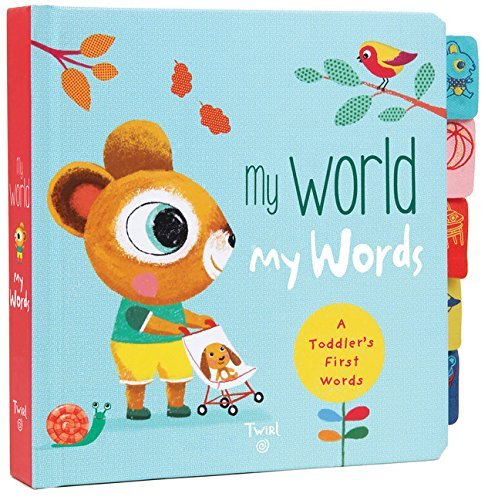 Marie Fordacq My World My Words A Toddler's First Words