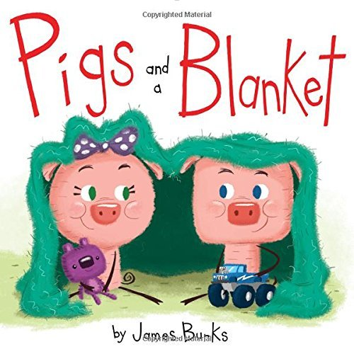 James Burks Pigs And A Blanket