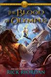 Rick Riordan The Blood Of Olympus (heroes Of Olympus #05)
