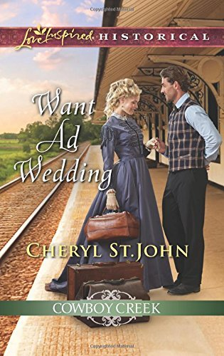 Cheryl St John Want Ad Wedding