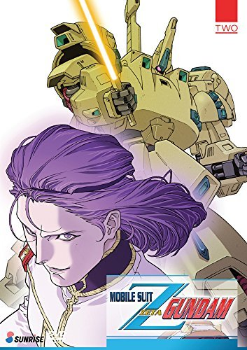 Mobile Suit Zeta Gundam Part 2 DVD