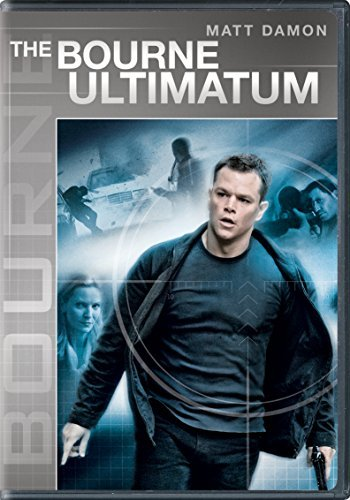 Bourne Ultimatum Damon Stiles DVD Pg13