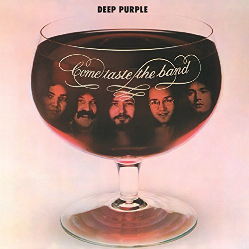 Deep Purple Come Taste The Band (35th Anniversary Edition) 2cd