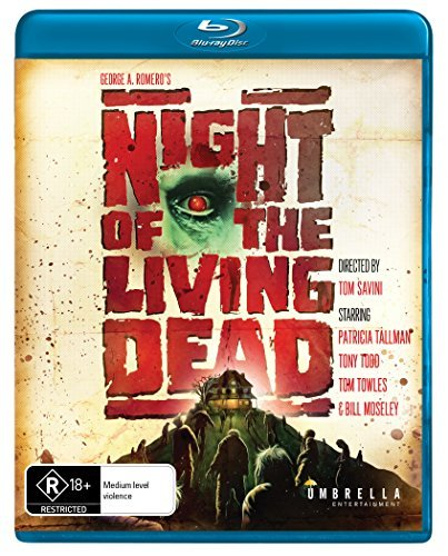 Night Of The Living Dead (1990 Night Of The Living Dead (1990 Import Aus