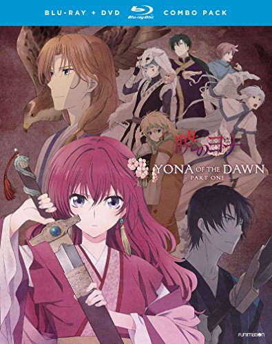 Yona Of The Dawn Part 1 Blu Ray DVD