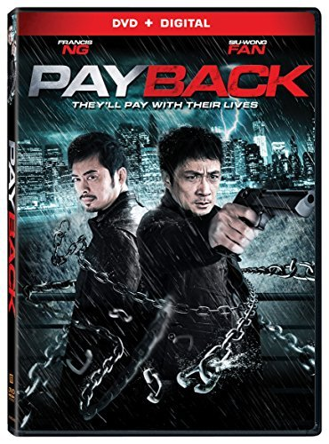 Pay Back Pay Back DVD R