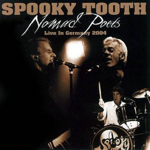 Spooky Tooth Nomad Poets Live In Germany 2 Incl. DVD Deluxe Ed.