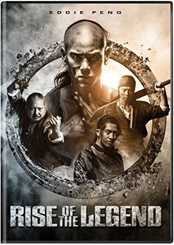 Rise Of The Legend Rise Of The Legend DVD Nr