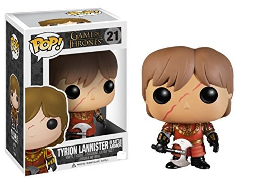 Pop Tv Tyrion Lannister W Scar Battle Armour