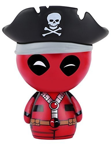 Dorbz Marvel Pirate Deadpool
