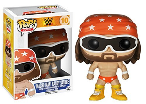 Pop Wwe Macho Man Randy Savage