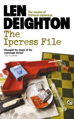 Len Deighton Ipcress File The