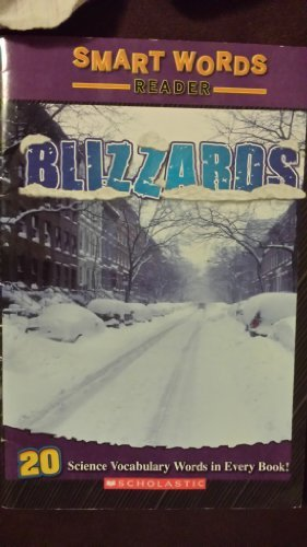 Christine Caputo Blizzards Smart Words Reader