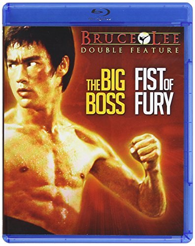 The Big Boss Fist Of Fury Double Feature