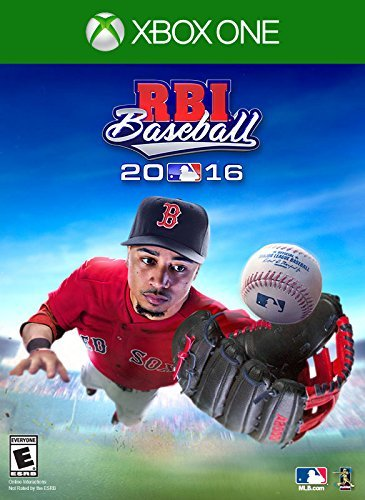 Xbox One Rbi Baseball 2016