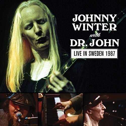 Johnny & Dr. John Winter Live In Sweden 1987