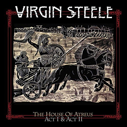 Virgin Steele House Of Atreus I + Ii