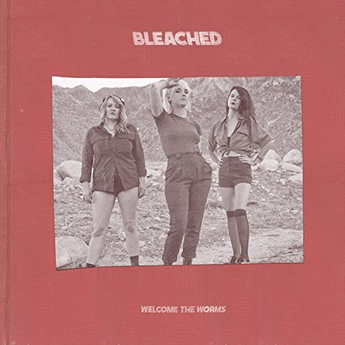 Bleached Welcome The Worms Black & White Vinyl