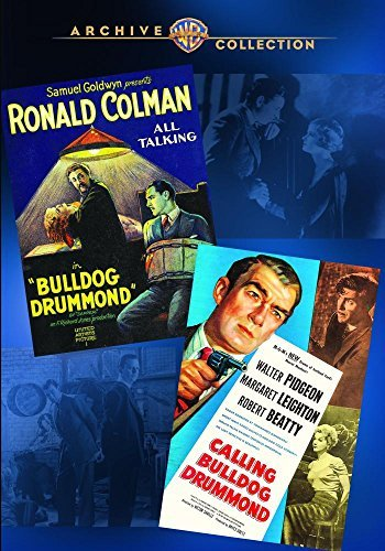 Bulldog Drummond Double Featur Bulldog Drummond Double Featur This Item Is Made On Demand Could Take 2 3 Weeks For Delivery