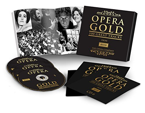 Opera Gold 100 Great Tracks Opera Gold 100 Great Tracks 6 CD Box Set