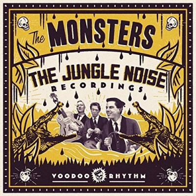 Monsters Jungle Noise Recordings