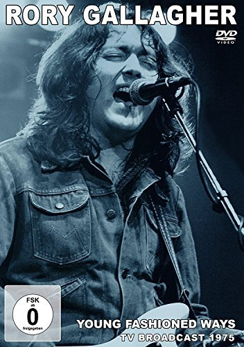 Rory Gallagher Young Fashioned Ways Tv Broadcast 1975