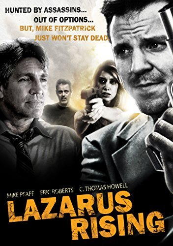 Lazarus Rising Roberts Howell DVD Nr