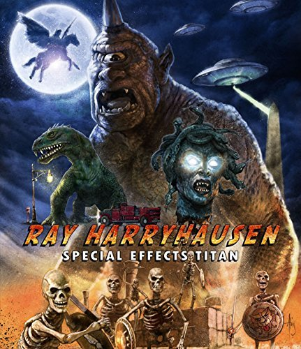 Ray Harryhausen Special Effects Titan Ray Harryhausen Special Effects Titan Blu Ray Nr