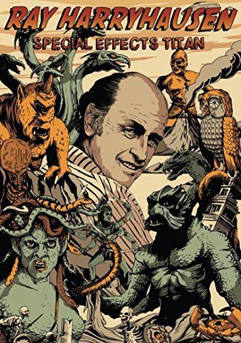 Ray Harryhausen Special Effects Titan Ray Harryhausen Special Effects Titan DVD Nr