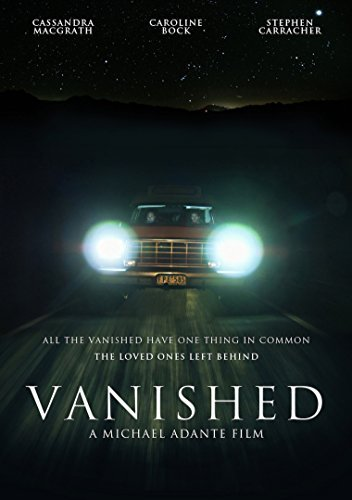 Vanished Armstrong Asha DVD Nr