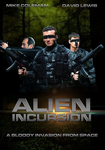 Alien Incursion Alien Incursion DVD Nr