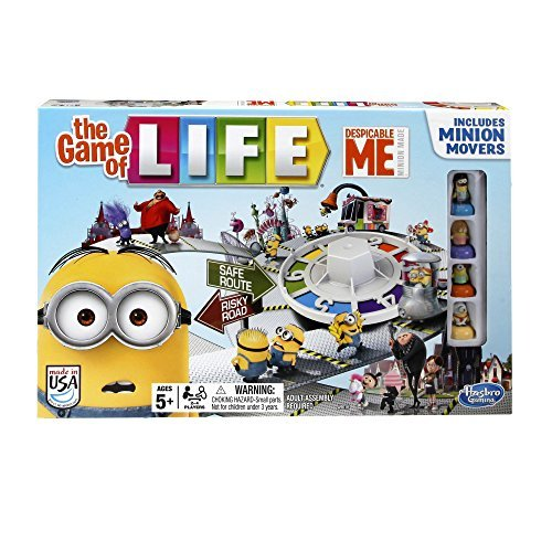 Game Game Of Life Despicable Me Minion Edition