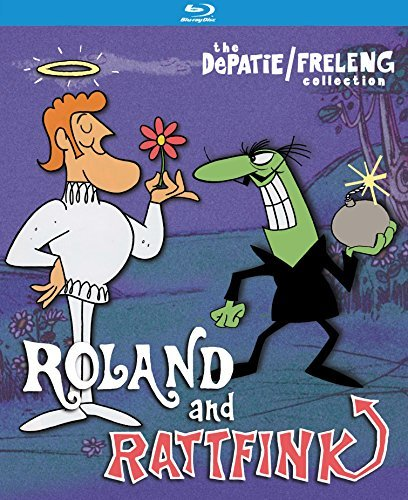 Roland And Rattfink Roland And Rattfink Blu Ray