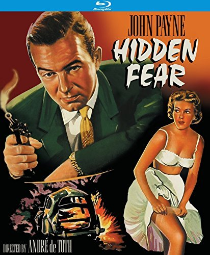 Hidden Fear (1957) Hidden Fear (1957) Blu Ray Nr