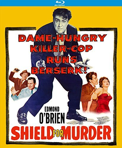 Shield For Murder (1954) Shield For Murder (1954) Blu Ray Nr