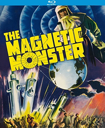 Magnetic Monster (1953) Carlson Donovan Blu Ray Nr
