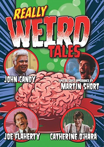 Really Weird Tales Candy Short DVD Nr